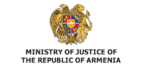 MINISTRY OF JUSTICE OF THE REPUBLIC OF ARMENIA